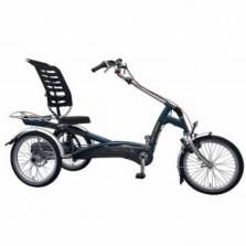 Van Raam Demo 3w Easy Rider 2 Elektrisch 8 versnellingen met Velgremmen en Van Raam Easy Rider