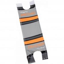 Alpina pad 20 Cracker orange