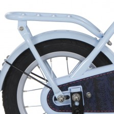 Alpina achterdrager 12 Cargo whiteblue