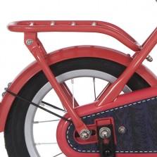 Alpina achterdrager 12 Cargo strawberry red