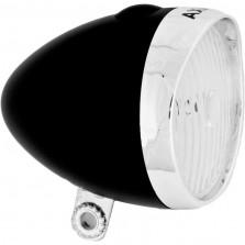 Axa koplamp Classic tour batterij 4 lux zwart