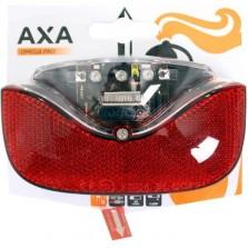 Axa achterlicht Omega Pro batterij 80mm