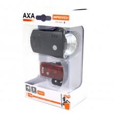 Axa verl set Greenline 35 Lux Usb