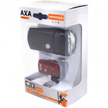 Axa verl set Greenline 50 Lux Usb