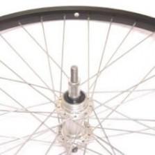 a wiel 26x 1.75 freewheel vast zw