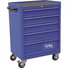 Cyclus gereedschapwagen 5 laden
