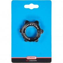 Elvedes center lock CNC + ring zw