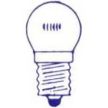 ds lampje 6V 045A E10 2.4W