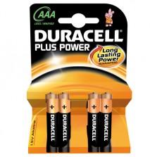 Duracell batt Plus Power LR3 AAA