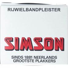 ds Simson rol plakkers 7x20