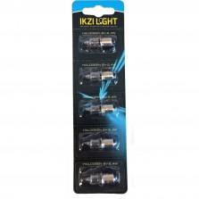 Ikzi halogeen lampje 6V-2,4W, (5)
